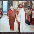 CLASH OF THE TITANS Roadshow POSTER Shirtless HARRY HAMLIN Burgess Meredith 1981