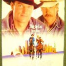 KIEFER SUTHERLAND Woody Harrelson COWBOY WAY  Promo Poster 24 Cheers Stars! 1994