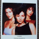 CHARMED Presskit PHOTO Shannen Doherty ALYSSA MILANO Holly Marie Combs ORIGINAL