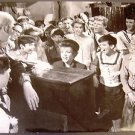JUDY GARLAND Original I COULD GO ON SINGING  Studio Photo 1963 at Piano