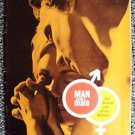 MAN and MALE The SEXUAL SIDE OF HIS NATURE Gay 1969 Book Rebellion & Identity