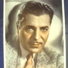 WARNER BAXTER Original Magazine INSERT Photo Page BONUS Supplement 70 Years OLD