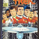 STAR TREK The MOVIE First Issue DC Comic Book No.1 1989 Spock Kirk COMICS