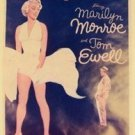 MARILYN MONROE The SEVEN YEAR ITCH Poster Iconic Image