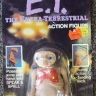 E.T Extra Terrestrial Poseable ACTION ET Figurine Figure L.J.N. Steven SPIELBERG