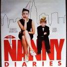 SCARLETT JOHANSSON The NANNY DIARIES Original Rolled Movie  POSTER 2007