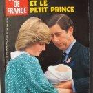 PRINCESS DIANA Original  BIRTH  of  PRINCE WILLIAM Jours de France MAGAZINE 1982