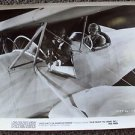 DICK TRACY Original PHOTO Ralph Byrd CHESTER GOULD 1952 Fighter Airplane