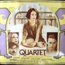 QUARTET British UK Quad POSTER Alan Bates MAGGIE SMITH Original MOVIE POSTER UK