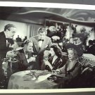 HEDY LAMARR Original DISHONORED LADY Scene Photo 1947  Natalie Schafer PRESS S