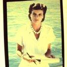 KATHARINE ROSS Original TRANSPARENCY Color PHOTO Negative Transcprencie