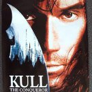 KEVIN SORBO Original KULL the CONQUEROR Movie Poster HERCULES Legendary Journeys