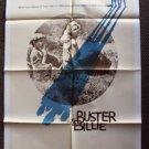 BUSTER & BILLIE  1-Sheet Movie Poster JAN-MICHAEL VINCENT Pamela Sue Martin 1974