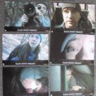 BLAIR WITCH PROJECT  Original GERMAN Photo LOBBY CARD SET Horror Fear 1999