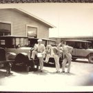 TAXI BOYS Hal Roach ORIGINAL PHOTO by  STAX On the Set!
