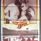 BARBRA STREISAND a STAR IS BORN Original 1-SHEET Movie POSTER Kris Kristofferson