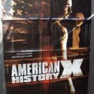 AMERICAN HISTORY X  Foreign  1-Sheet Movie  POSTER Gang  EDWARD NORTON  L.A.