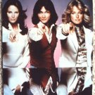 CHARLIE'S ANGELS Pointing PHOTO Jaclyn Smith FARRAH FAWCETT  Kate Jackson Color