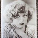 JOAN CRAWFORD early 1920's era GLAMOUR Portrait HEADHSOT Photo GOLDEN HOLLYWOOD