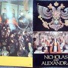 NICHOLAS and ALEXANDRA Photo Program MICHAEL JAYSTON Janet Suzman History film