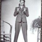 MARJORIE WOODWORTH Original  HAL ROACH Fashion Pantsuit  PHOTO