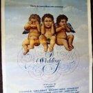 ROBERT ALTMAN a WEDDING Cherubs ANGEL's Original 1-Sheet POSTER Rolled