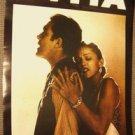 MADONNA Advance EVITA Original DOUBLE Side Moviel Poster ANTONIO BANDERAS Music