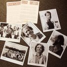 OREGON Ralph Towner GLEN MOORE Original  Press Kit Biography Info &  6 PHOTO Set