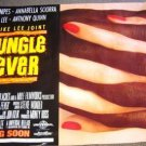 SPIKE LEE  Original  JUNGLE FEVER  Huge GIANT  Subway Station  Movie POSTER