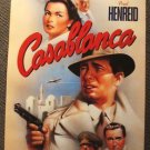 CASABLANCA Rolled  POSTER Ingrid Bergman HUMPHREY BOGART Mint Unused Promo Item