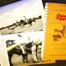 HUGH O'BRIAN Original 1967 Press PHOTO Kit AFRICA TEXAS STYLE Cowboy NIGEL GREEN