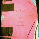 WIDOW Original SCRIPT Waltons Mama MICHAEL LEARNED 1975 Lorimar Productions