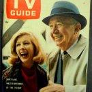 JANET LAKE Walter Brennan Original T.V. GUIDE Magazine FUGITIVE Barbara Barrie