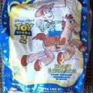Toy Story WOODY Cowboy BULLSEYE Horse Push Puppet Candy DISPENSER McDonalds MIP