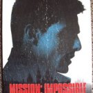 TOM CRUISE Original MISSION IMPOSSIBLE Countertop Cardboard DISPLAY Promo