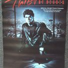 STEVEN BAUER Promo THIEF OF HEARTS Poster SCARFACE star Sexy Mystery