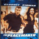 GEORGE CLOONEY Nicole Kidman PEACEMAKER Original 1-Sheet ROLLED Movie POSTER Dbl