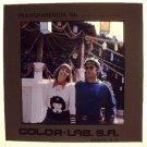 CAPTAIN & TONI TENNILLE Original Color TRANSPARENCY Slide  One of a Kind! 1976