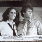JULIE HAGERTY Original SIGNED in PERSON Autograph PHOTO  AIRPLANE! ROBERT HAYS