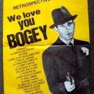 HUMPHREY BOGART Vintage FOREIGN Poster Best of BOGIE Casablanca