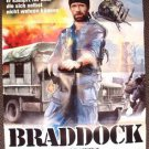 CHUCK NORRIS Original BRADDOCK Missing in Action III CANNON Foreign Movie POSTER