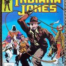 INDIANA JONES Harrison Ford MARVEL COMIC Book RAIDERS OF THE LOST ARK 1982