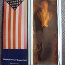 "RONALD REAGAN Horsman DOLL Limited PRESIDENT Edition FIGURE 18"" Vinyl MINT 2000"