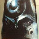 PLANET OF THE APES Huge VINYL Movie BANNER Tim Burton Poster Image Soldier Ape