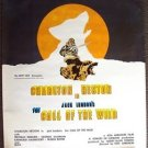 CHARLTON HESTON Jack London CALL OF THE WILD Original Movie Poster 1972