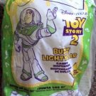 Toy Story BUZZ LIGHTYEAR Candy DISPENSER McDonalds MIP Disney Pixar