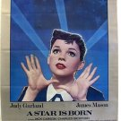 JUDY GARLAND Original A STAR IS BORN Promotional WARNER BROS VideoCasse POSTER