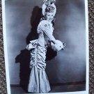 BETTY GRABLE Glamor PHOTO Sweet Rosie O'Grady Twentieth Century Fox COSTUME