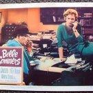 BELLE SOMMERS Original LOBBY CARD Polly Bergen WARREN STEVENS Film-Noir MYSTERY