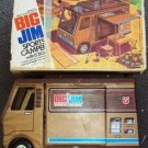 BIG JIM  Mattel SPORTS CAMPER Truck  Shell for Figure Doll vinyl Plastic BOX